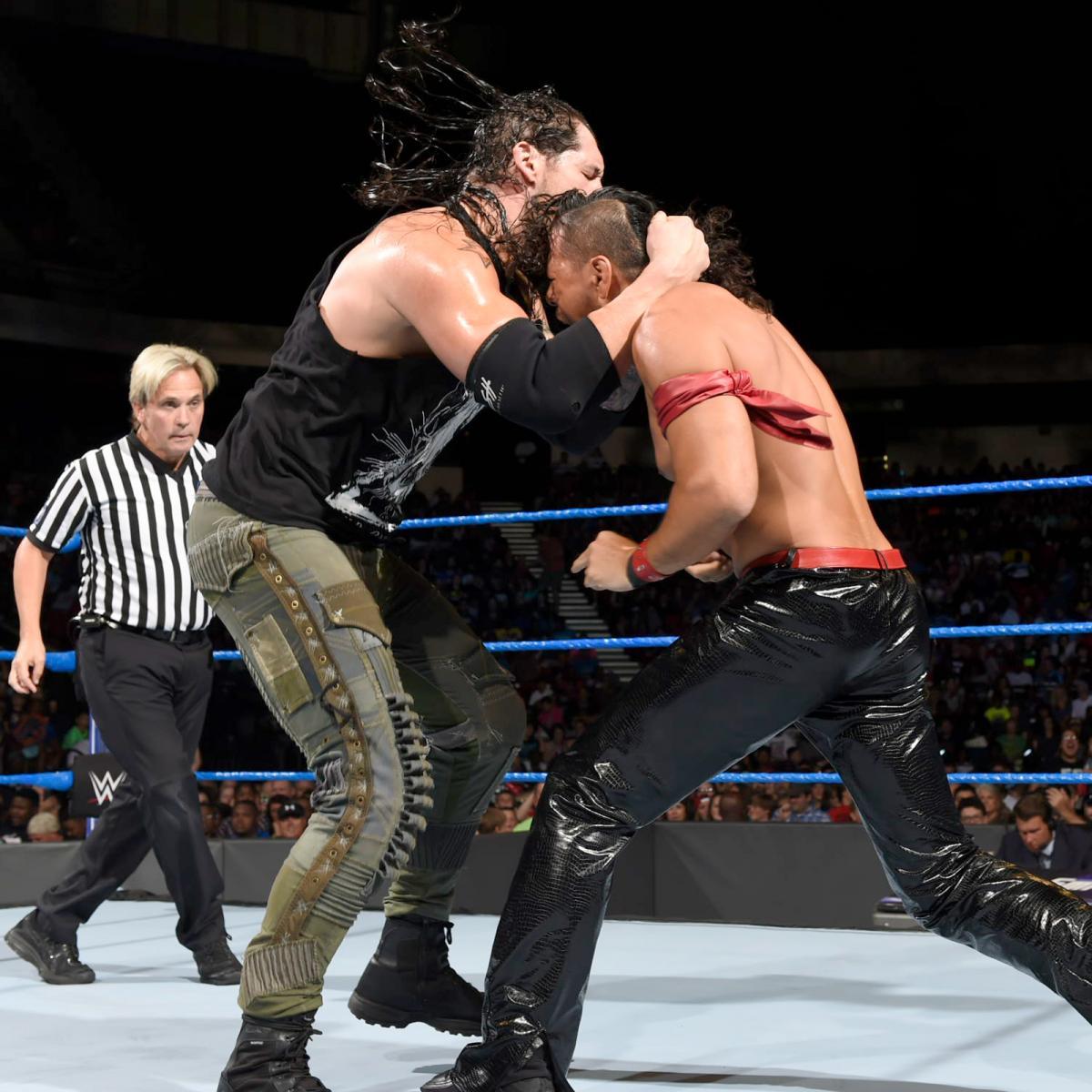 【WWE】中邑&スタイルズ組がPPV前哨戦で敗北