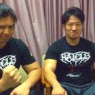 【プロレスリング・ノア】「ジュニア・タッグリーグ戦をRATEL'Sで締める。京都、後楽園2連勝で優勝!」 原田&タダスケ組インタビュー