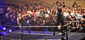 【WWE Live Tokyo】<7.1両国>魅せた!ロマン・レインズ&ディーン・アンブローズのスーパースターが最終日のメインを飾る!!