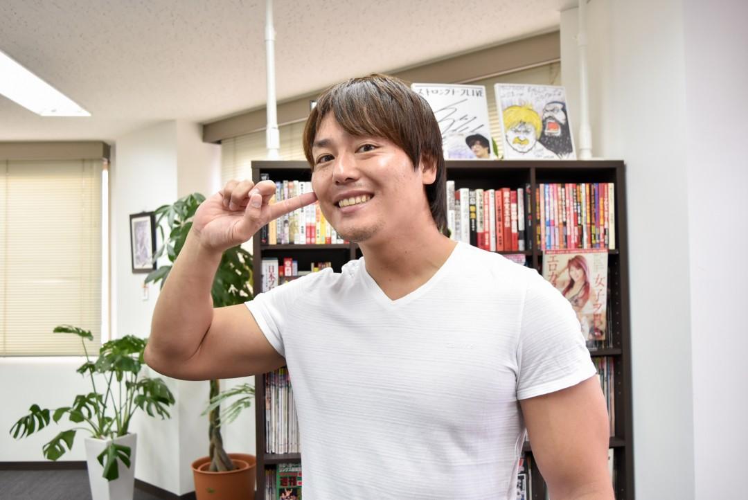 【編集長インタビュー】DDT・HARASHIMAが「ストロングトークLIVE」で「すべて見せます」と予告