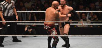 【WWE Live Tokyo】<6.30両国>元バレットクラブ盟友対決は一進一退の攻防の末、アンダーソンを振切りベイラーに凱歌!