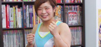 【優宇選手インタビュー】東京プリンセスカップに挑む。価値ある一敗を糧に、理想のチャンピオンを目指す!