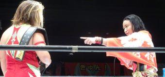 【センダイガールズプロレスリング】橋本vs里村のタイトルマッチが9.24仙台サンプラザホールで開催決定!カサンドラが自由を求めチサコとコンビ解消でベルトを返上!