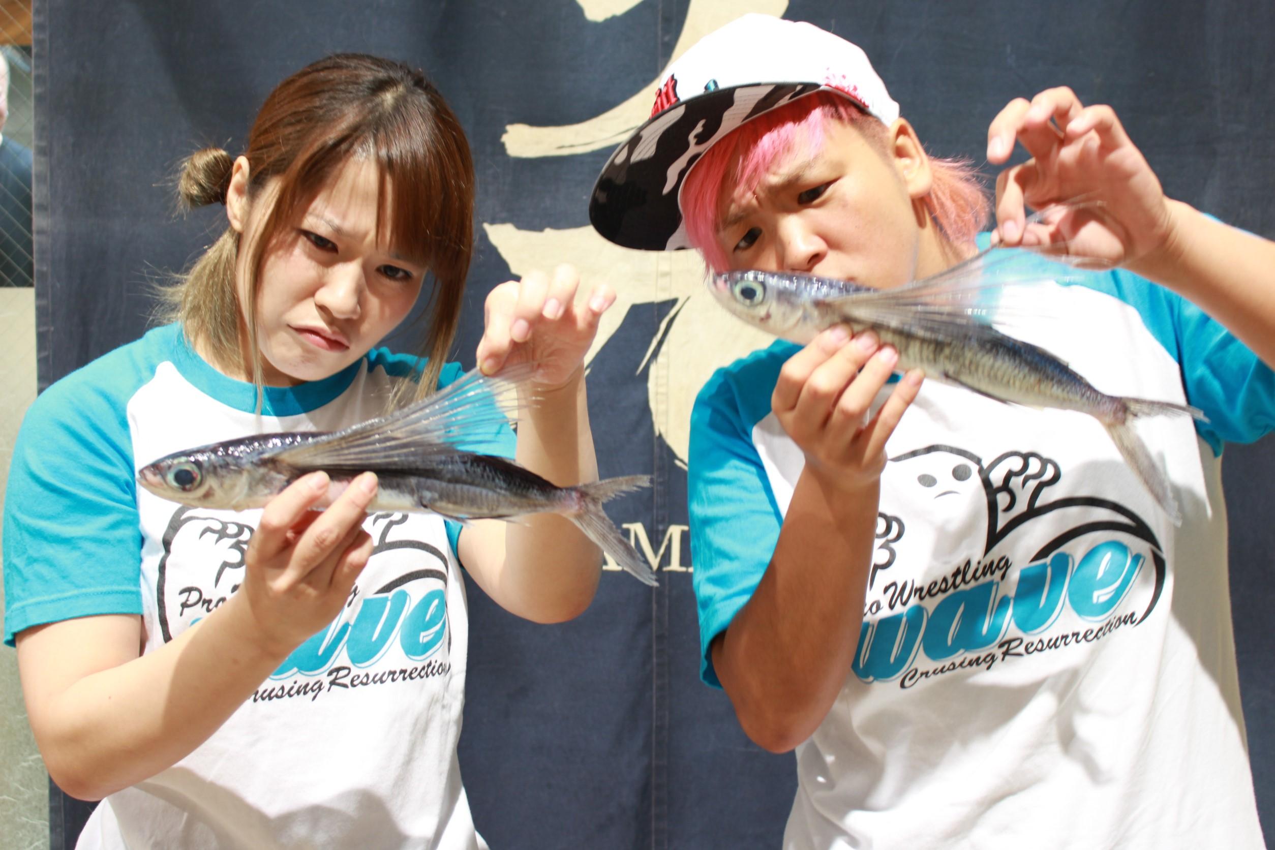 【プロレスリングWAVE】7.29新木場!水波綾 vs 大畠美咲のAvidRivalシングル対決!