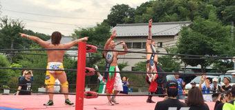 【KAIENTAI DOJO】6.30(金)鎌スタ☆プロレスDAY 〜マッスルサマー!〜試合結果!