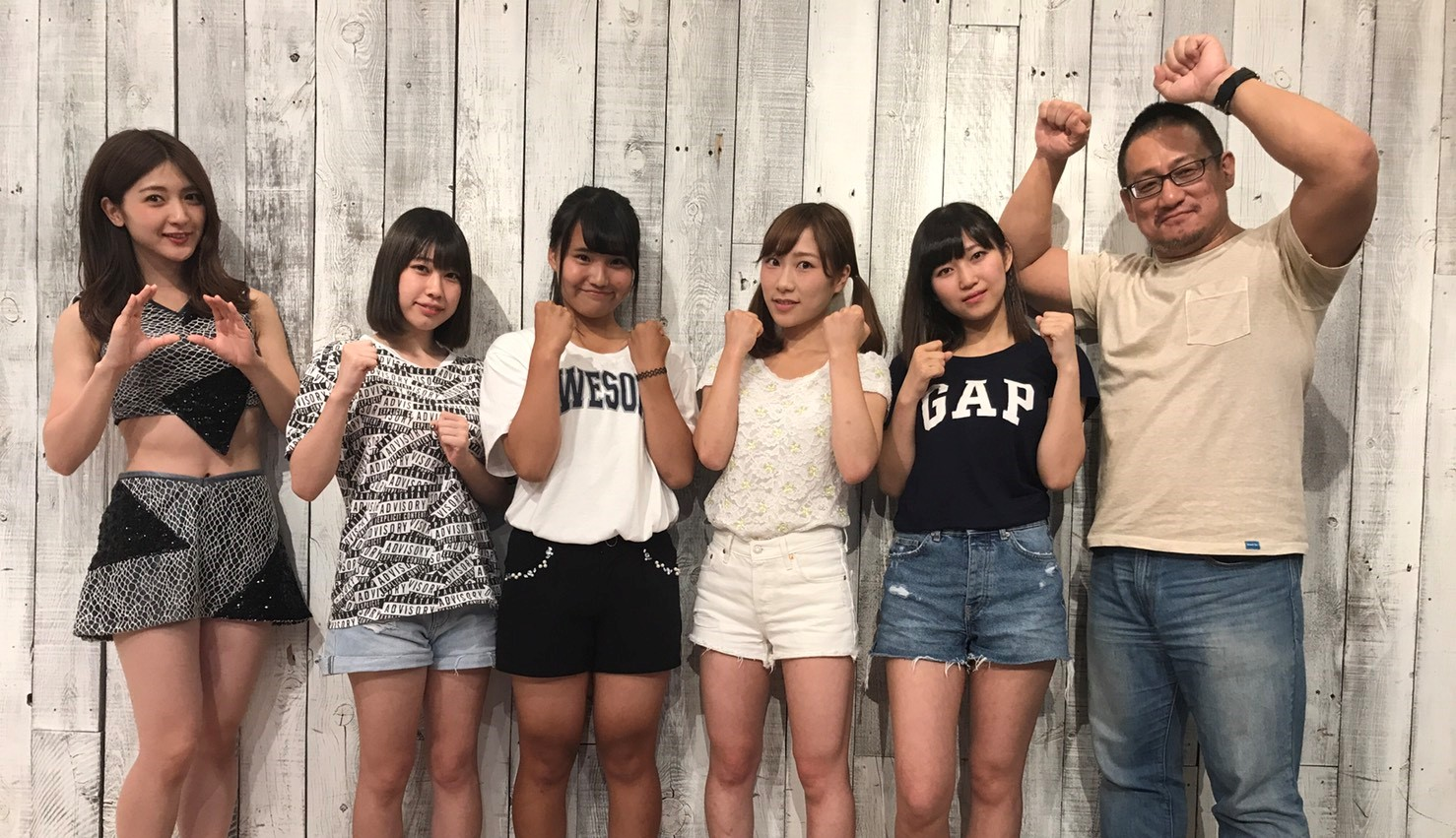 【東京女子プロレス】アップアップガールズ(プロレス)の練習生が決定!生オーディションを行い、8.26後楽園 ホール大会でお披露目!
