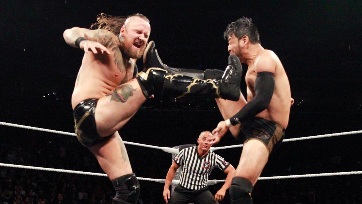 【WWE】「NXTテイクオーバー:ブルックリンⅢ」が 開催され、ヒデオ・イタミ、アスカが登場!