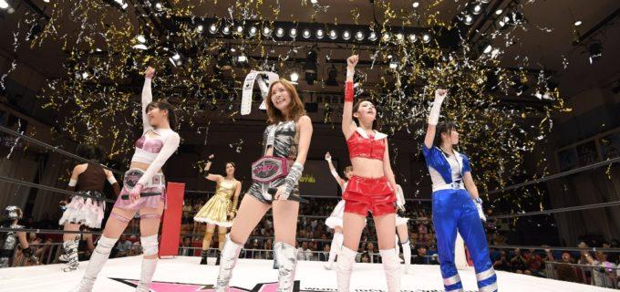 【豆腐プロレス】後楽園ホールが沸いた! AKB48グループによる夢の興行『豆腐プロレス The REAL 2017 WIP CLIMAX in 後楽園ホール』