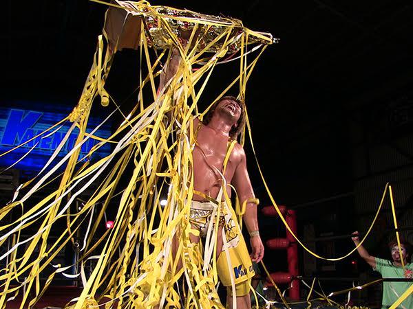 【KAIENTAI DOJO】最も過酷な1DAYトーナメントを制し、最強戦士『海王』の称号を手にしたのはGO浅川!