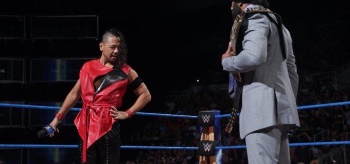 【WWE】9.16 大阪でマハルvs. 中邑真輔・WWE王座戦が決定! 対戦カード変更