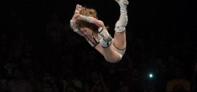 【WWE】カイリ・セイン、デビュー戦で勝利し、WWE女子トーナメント一回戦突破!