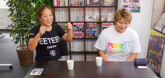 【編集長インタビュー】KAZUKIと籔下めぐみが「20周年大会を語る」