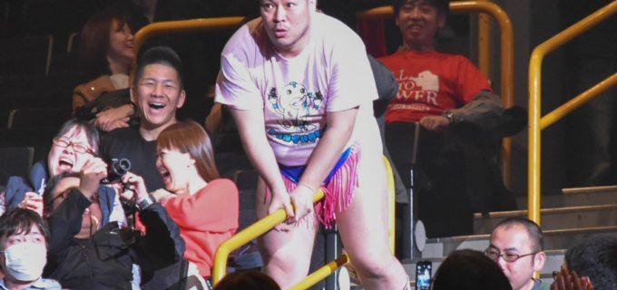 【DDTプロレスリング】「DDTドラマティック総選挙2017開票イベント」個人部門は男色ディーノが見事1位をGET!!