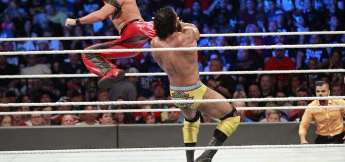 【WWE】9.16 WWE Live Osaka 全対戦カード決定! ジンダー・マハル vs. 中邑真輔, AJスタイルズ vs. ケビン・オーエンズなど