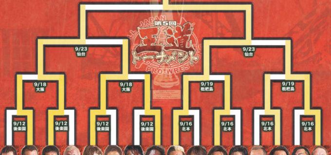 【全日本プロレス】<第5回王道トーナメント> 諏訪魔が石川との激闘を制して2年連続2度目の優勝!そして石川とのタッグも合意を得る!!