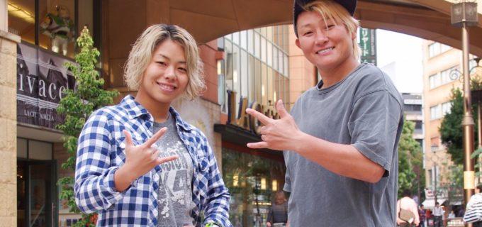 【編集長インタビュー】「10・29横浜海底秘境探検への道」⑤「AKINO&小林香萌」