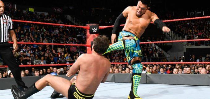 【WWE】戸澤はカリストとタッグ戦/アスカはデイナにブチ切れ!