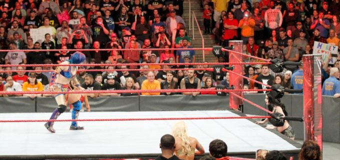【WWE】デイナから秒殺勝利のアスカ、ペイジと対峙/戸澤陽は王座挑戦者決定戦逃す!