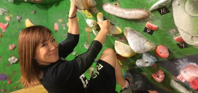 【SEAdLINNNG】11.22(水)新木場大会に向けて中島安里紗がボルダリングに初挑戦!「私は私の登り方で、誰よりも高い場所に到達したいと思います!!」
