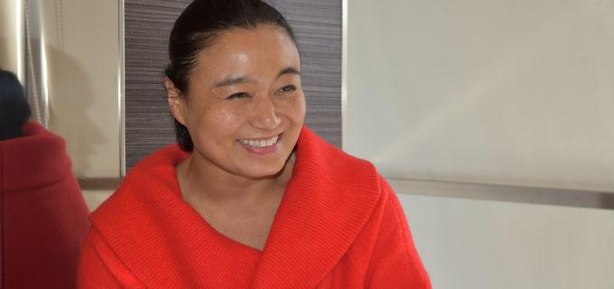 【里村明衣子インタビュー】著書『「かっこいい」の鍛え方』、2018年の仙女、各所属選手、そしてプライベートについて大いに語る!