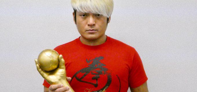 【編集長インタビュー】「ノアの新エース」拳王が「日本武道館への道」を語る