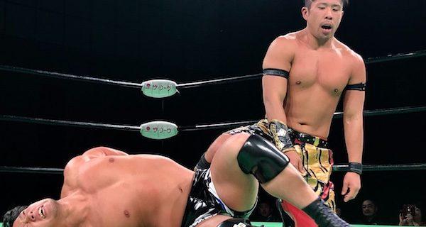【プロレスリング・ノア】<大原はじめインタビュー>「NOAH the LIVE」ノア躍進のための結果を出したい! (1.27大阪でGHCジュニアに挑戦!)