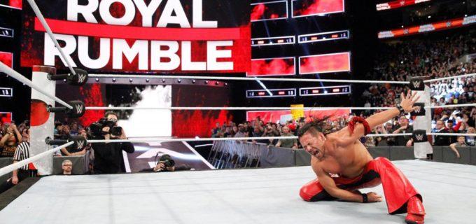 【WWE】中邑真輔、ロイヤルランブル戦優勝の快挙!中邑インタビュー掲載「言葉が見つからない。レッスルマニアで自分もファンも望んだ試合ができることに興奮している。」