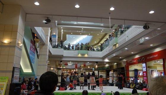 【プロレスリングZERO1】2.24(土)イオン北戸田で入場無料のチャリティープロレス開催が決定!