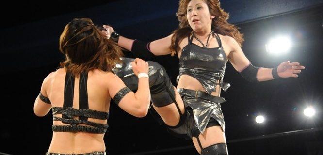 【プロレスリングWAVE】レジーナは桜花由美が防衛に成功!次期挑戦者は大阪大会で名乗りを上げた全員でのバトルロイヤルにて決定!〈1.7新宿大会〉