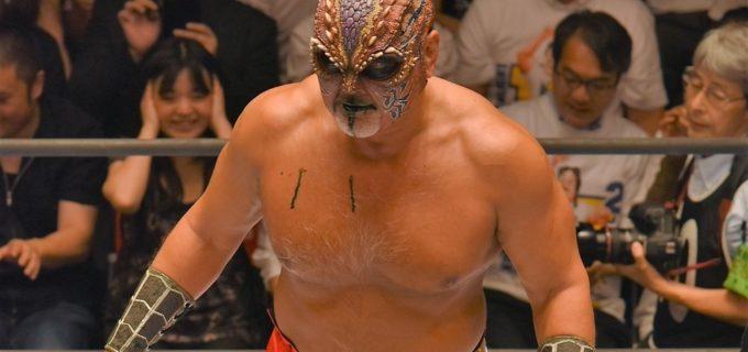 【DDTプロレスリング】3.25両国国技館大会の第一弾カード発表!グレート・ムタ参戦!超異色の対戦は男色ディーノとスペシャル6人タッグマッチ!
