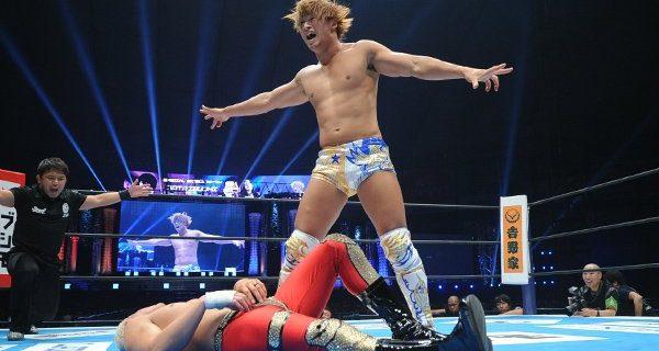【新日本プロレス】なんと飯伏幸太がフェニックス・スプラッシュを解禁!Codyに激勝! 試合後は「2018年は新日本プロレスで何か起きますよ。何か起こします」と予告! 1.4東京ドーム大会