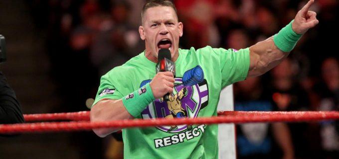 【WWE】ジョン・シナが仰天プラン!!アンダーテイカーとの対戦要求