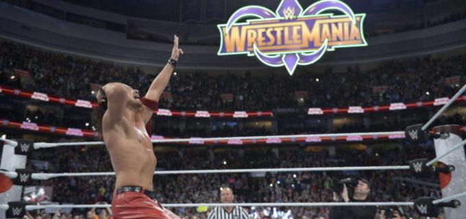 【WWE】WWEで日の丸旋風!!パワーランキングで中邑、アスカが上位にランクイン!