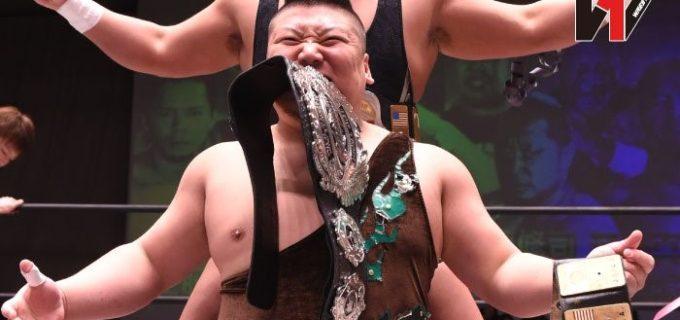【WRESTLE-1】2月22日(木)午後10時から放送される「別冊!バトル☆メン 2018年2月号」に熊ゴロー選手が出演!