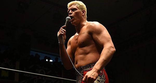 【新日本プロレス】「BULLET CLUBは俺のモノだ!」Codyは試合後、何を語っていたのか? バックステージではハングマン・ペイジが荒れまくり!?