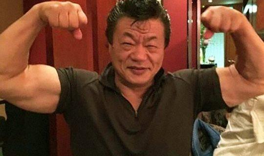 【新日本プロレス】<今晩放送!>2月24日(土)23時~ BSフジにて、小林邦昭さん出演の『反骨のプロレス魂』が再放送!
