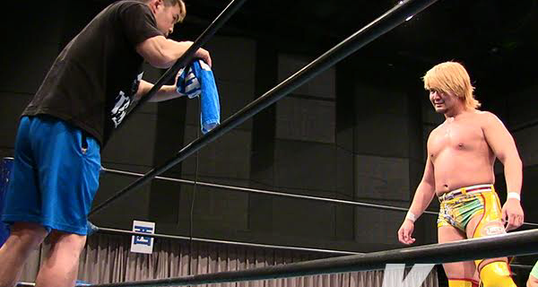 【KAIEANTAI DOJO】2.12 CLUB-K in KITASENJU試合結果! 最上に勝利した浅川がTAKAみちのとの一騎討ちを要望!