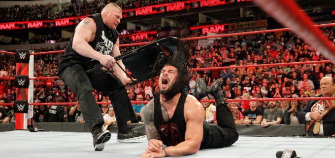 【WWE】レスナー、手錠したレインズを襲撃!
