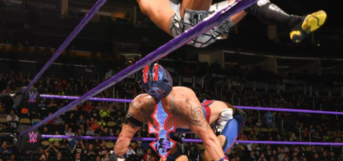 【WWE】<205 Live>戸澤陽がフェイタイル4ウェイ戦で敗退