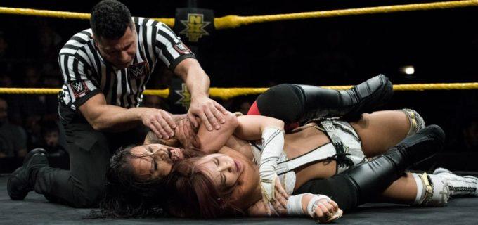 【WWE】カイリ・セイン、因縁のシェイナ・ベイズラーに敗戦で王座戦線に暗雲