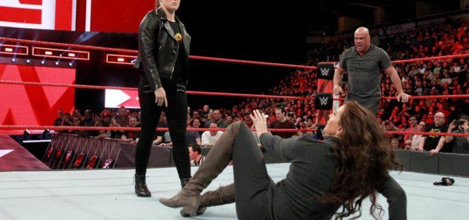 【WWE】ロンダ、レッスルマニアの対戦カードが決定!