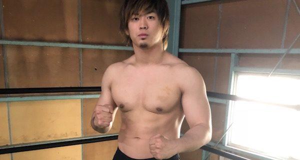 【プロレスリング・ノア】<清宮海斗インタビュー>3.11横浜大会で潮﨑豪とシングル対決!「期待以上のものを見せたいと思います。」