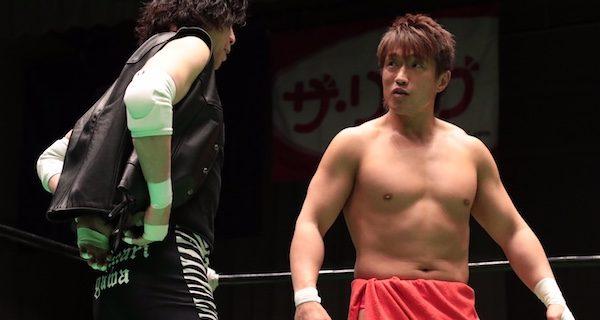 【プロレスリング・ノア】<田中稔インタビュー>3.11 横浜大会でGHCジュニアタッグに挑戦!「あの程度論争に決着をつける」