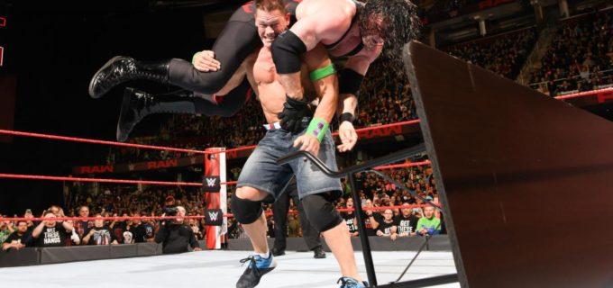 【WWE】ジョン・シナ、弟に勝利もアンダーテイカー返答なし