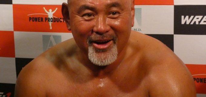 【WRESTLE-1】武藤敬司、3時間に渡る手術が無事に成功、本人からのメッセージが届く