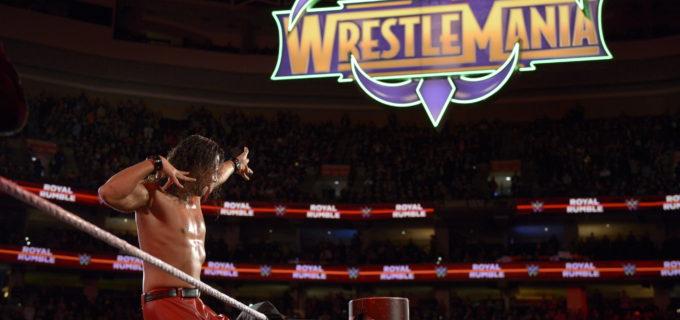 【WWE】中邑真輔、アスカの王座戦、元UFC王者ロンダ・ラウジーのWWE参戦 WWE最大の祭典「レッスルマニア34」開催!2018年4月8日(日)午後7:00~(米国東部時間/日本時間4月9日(月)午前8:00~)