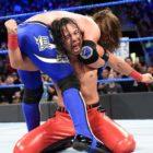 【WWE】中邑真輔、AJスタイルズの見せしめにアンダーソンをキンシャサ葬!<スマックダウン>