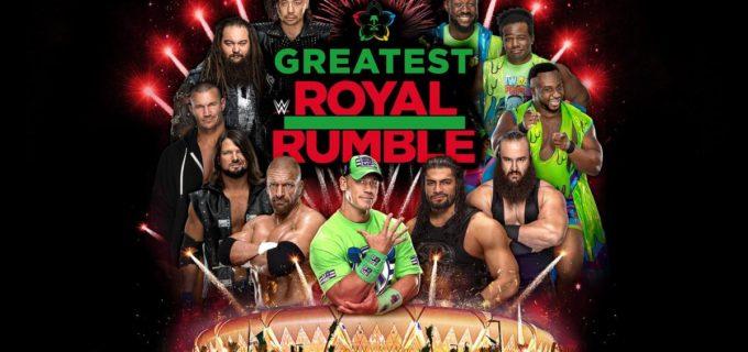 【WWE】ジ・アンダーテイカー、クリス・ジェリコ、カート・アングルが「グレイテスト・ロイヤルランブル」出場