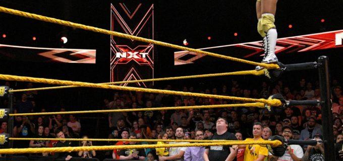 【WWE】<NXT>カイリ・セインが因縁のレイシー・エバンスに仕返し!