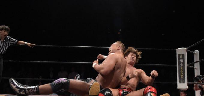 【プロレスリングZERO1】田中が小幡との世界ヘビー前哨戦に勝利、SUGIがインターコンチに照準、日高&安部がライトタッグ挑戦へ(5・19新木場)